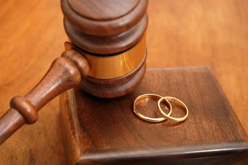 The number of divorces has significantly decreased in Montenegro in 2020