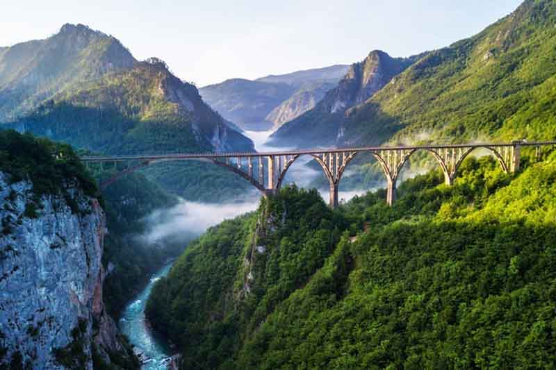 China to allocate 7 million euros for the reconstruction of the most beautiful bridge in Montenegro