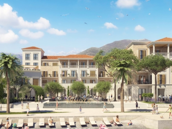 Hotel in Tivat No. 1681